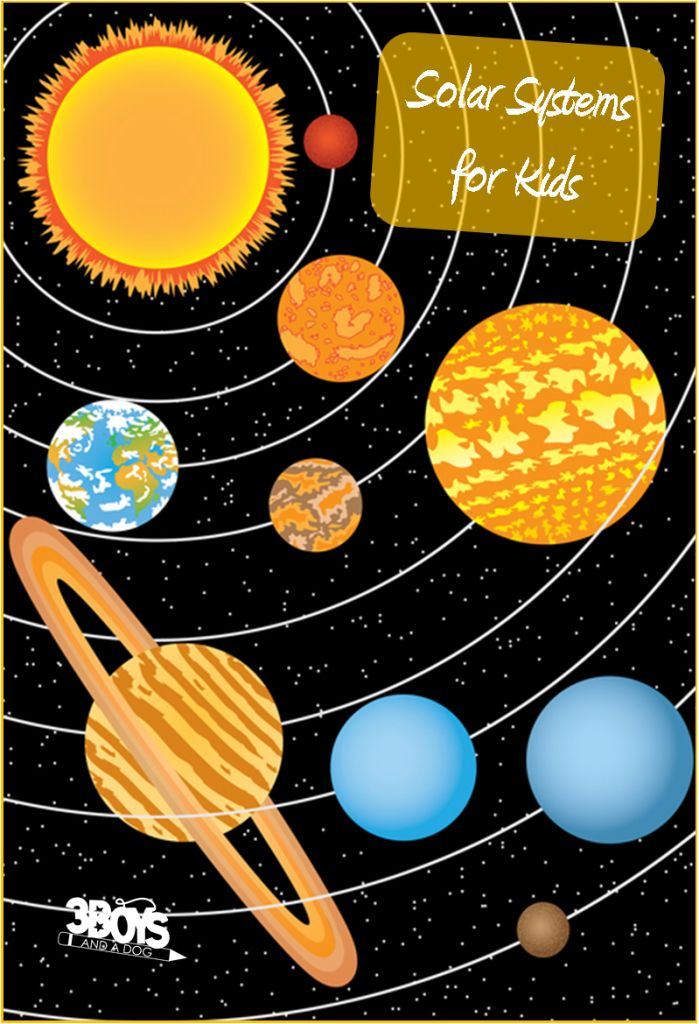 Solar Systems for Kids: Freebies and Resources