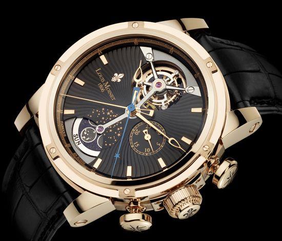 Gold Mens Wrist Watches