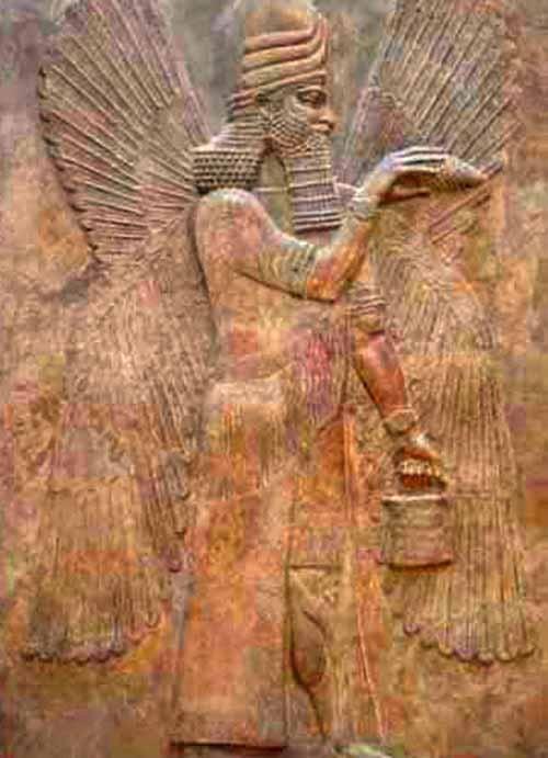 Kuvahaun tulos haulle tammuz babylonian god