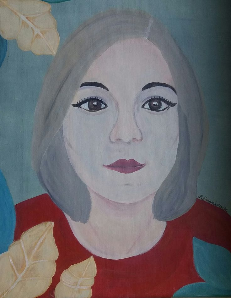 """""""Autoportrait"""" Anna Winniczuk"""