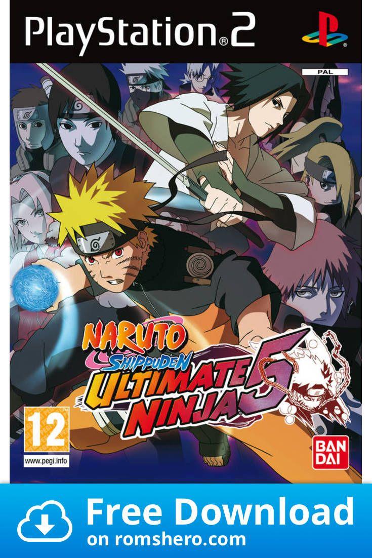 Download Naruto Shippuden Ultimate Ninja 5 Playstation 2 Ps2