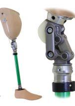 """ITAP staat voor intraossale transcutane amputatie prothese. In goed Nederlands: een prothese die rechtstreeks met """"stekkertjes"""" in het bot wordt geïmplanteerd en daar ook een pijnstillende werking heeft."""