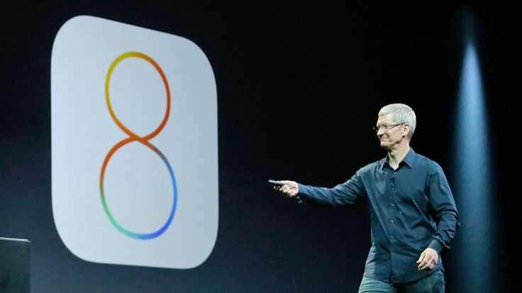 A few new iOS 8 features have been discovered, including credit-card scanning in Safari and improved mobile security.