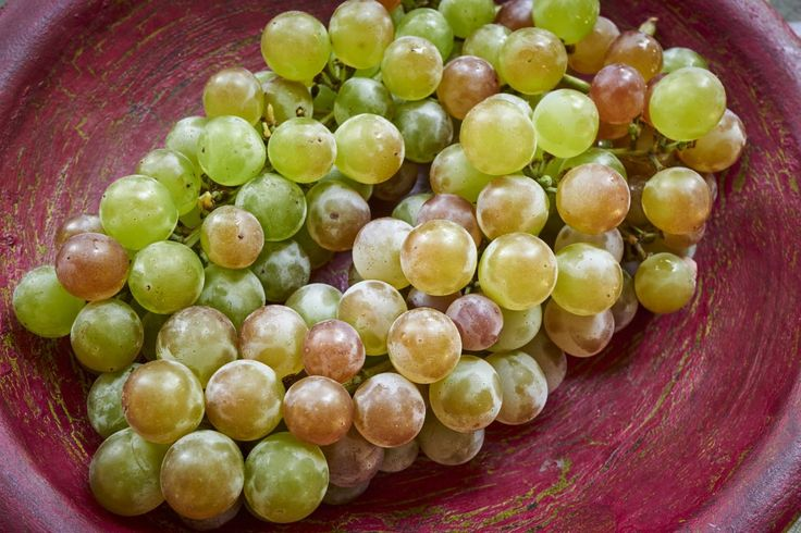 Grapes In Spain, it's tradition to scarf down 12 grapes at midnight — one for each of the clock's chimes