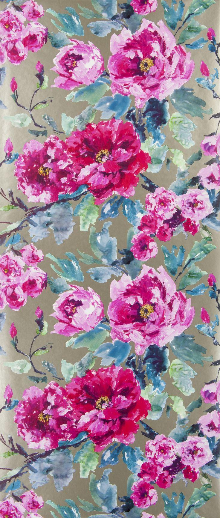 Designers Guild Shanghai Garden wallpaper