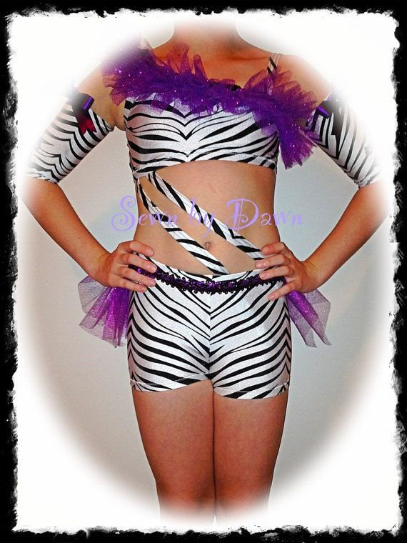 Girls Dance Costume Competition Solo Jazz Tap by Dollarose on Etsy, $150.00