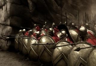 Sparta, 300, Abstract, Artwork, Fantasy, Helmets, Movie, Shields, Sparta, Spears, Warriors