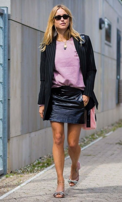 The Best Street Style From Copenhagen Fashion Week Mode