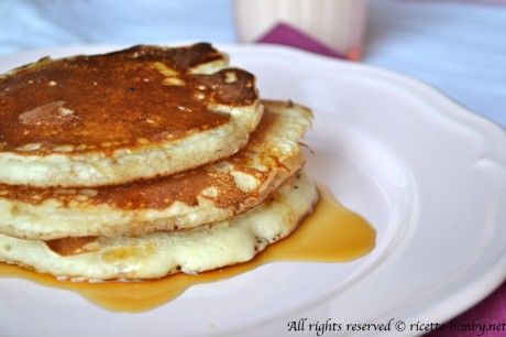 Pancakes di Nigella Bimby