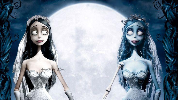 Alive Emily - Corpse Bride by Amethise-blue.deviantart.com on @deviantART