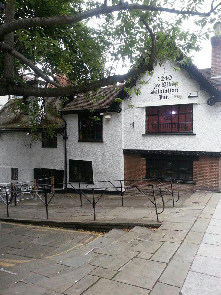 The Old Salutation Inn, Nottingham