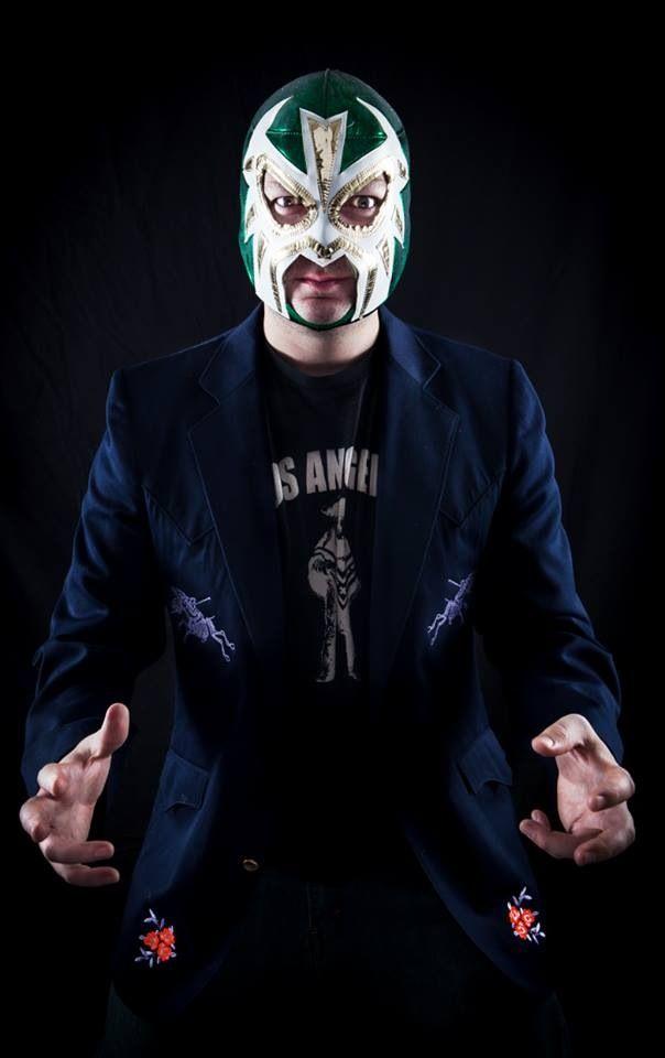 Luchador From Maskmaniac Com Lucha Libre Mask Fotografie