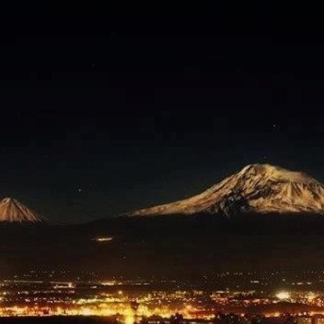 Mount ararat armenia yerevan at night armenian food for Ararat armenian cuisine