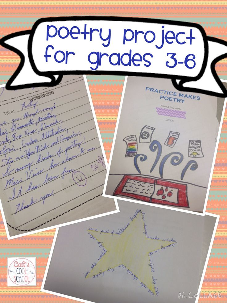 Creative writing unit 8th grade