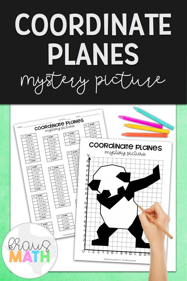 Panda Dab Coordinate Planes Mystery Picture 1st Quadrant Will Different Levels Availabl Coordinate Plane Worksheets Coordinate Plane Activity Coordinate Plane [ 1104 x 736 Pixel ]