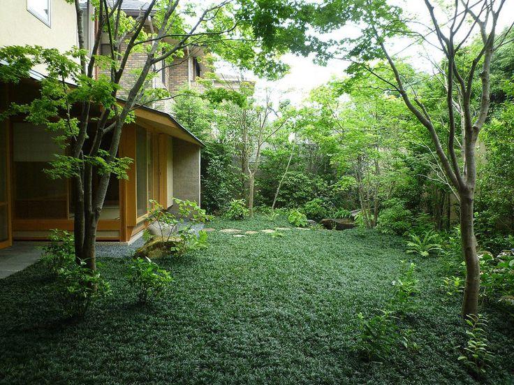 帝塚山のセミコートハウス|横内敏人建築設計事務所