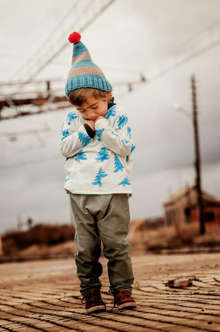 KID: Perfect Days - Spanish kids fashion collection AW14