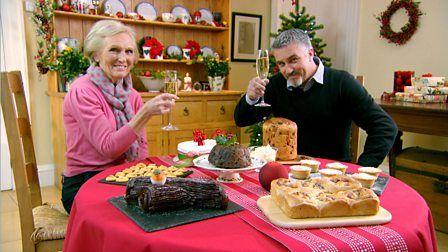 Great British Bake Off - Christmas Masterclass Recipes