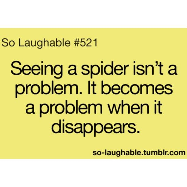 So Laughable #521! I would just scream!