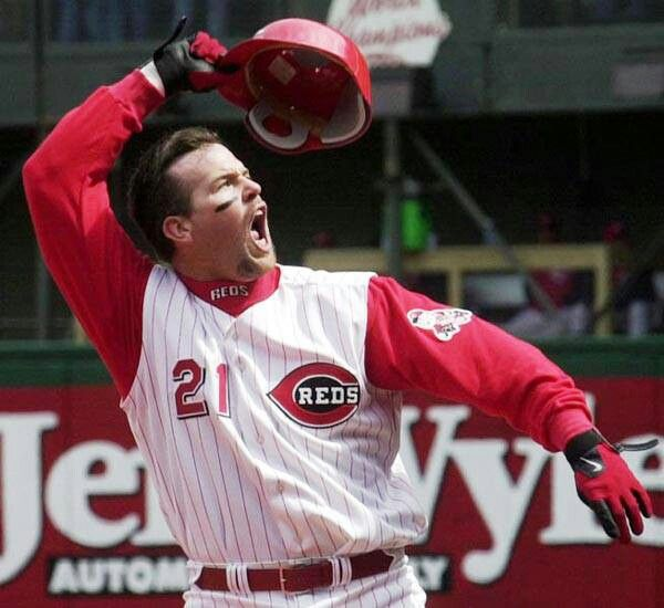 """The Mayor"" Sean Casey (1998-2005) was an NL All Star three times (1999, 2001, 2004)"