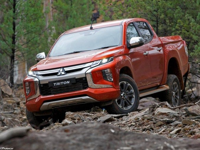 2020 Mitsubishi L200 Facelift Changes Specs And Price 2019 And 2020 Pickup Nadine Howell Mobil