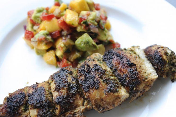 Cajun Crusted Chicken | Thermovixens