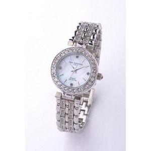アイザック・バレンチノ レディース ジュエリー腕時計 IVL-6500-1 - 拡大画像  #レディース時計 #レディース時計プレゼント #レディース時計人気20代 #レディース財布 #レディース時計ブランド #レディース時計人気