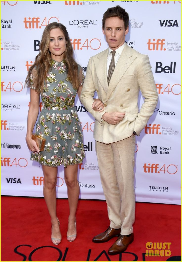 Johnny Depp & Amber Heard Couple Up for 'Danish Girl' TIFF Premiere With Eddie Redmayne