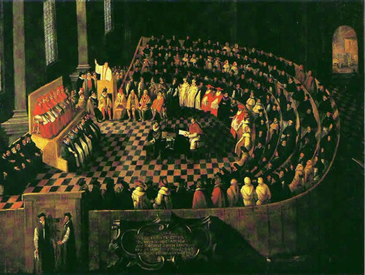 Council of Trent (History)