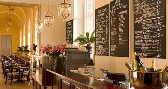Cafe Klenze, am Viktualienmarkt Munich
