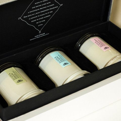 Ecoya Mini Metro Jar Gift Collection - French Pear Gifts
