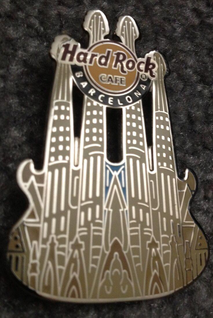 Hard Rock Cafe Magnete