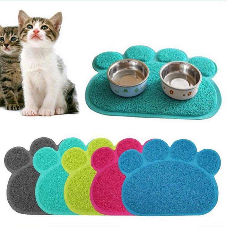 3.99 Large 3040Cm Pet Dog Cat Puppy Dish Bowl Feeding