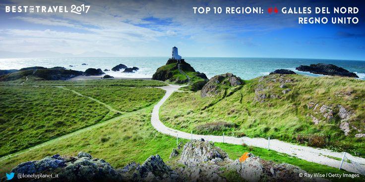 4. Galles del Nord, Regno Unito