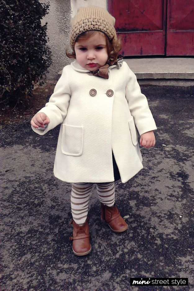 Community Post: 16 Sartorially Sophisticated Children
