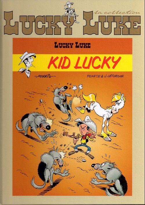 Lucky Luke - La collection (Hachette) -70- Kid Lucky
