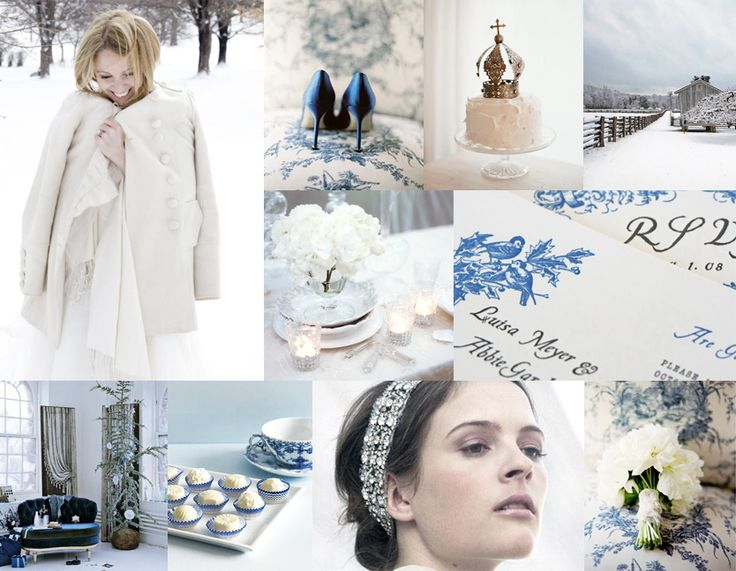 Baby It's Cold Outside: Color Schemes, Winter Color, Winter Wedding, Winter Wonderland, Blue Shoes, Wedding Inspiration Boards, Something Blue, Wedding Boards, Color Boards