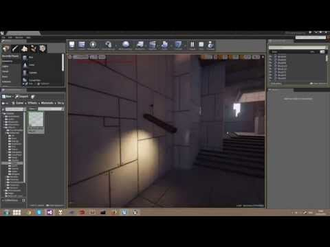 50 best tutorials unreal engine 4 images on pinterest unreal ue4 flickering light level blueprint 1 introduction using events youtube malvernweather Image collections