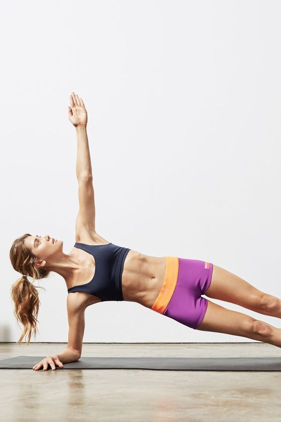 20 Different Planks That Hit Every Core Muscle You Have