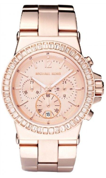 Michael Kors Goldtone Womens Watch