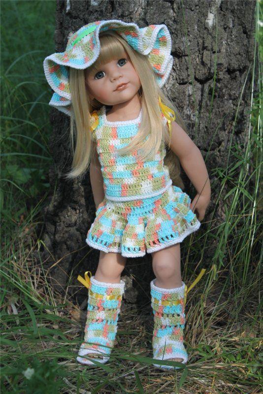 Принцесса(кукла Gotz 2013г.) / Куклы Gotz - коллекционные и игровые Готц / Бэйбики. Куклы фото. Одежда для кукол