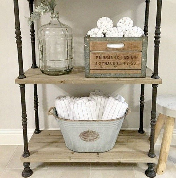 1000 ideas about vintage wood crates on pinterest for Decorating with milk crates