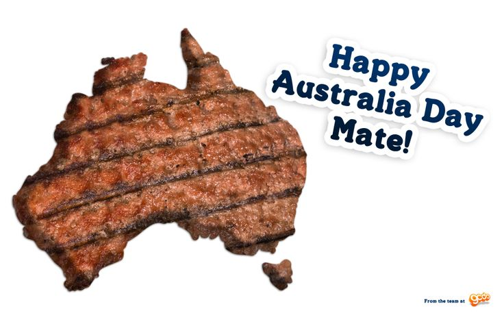 "Happy Australia Day for 2012! Hope everyone had a good ""Shrimp on the Barbie!"" - Click on the image to see the full size (1920x1200) and download it!"