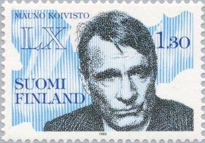 Koivisto, Mauno (1923-) President of State