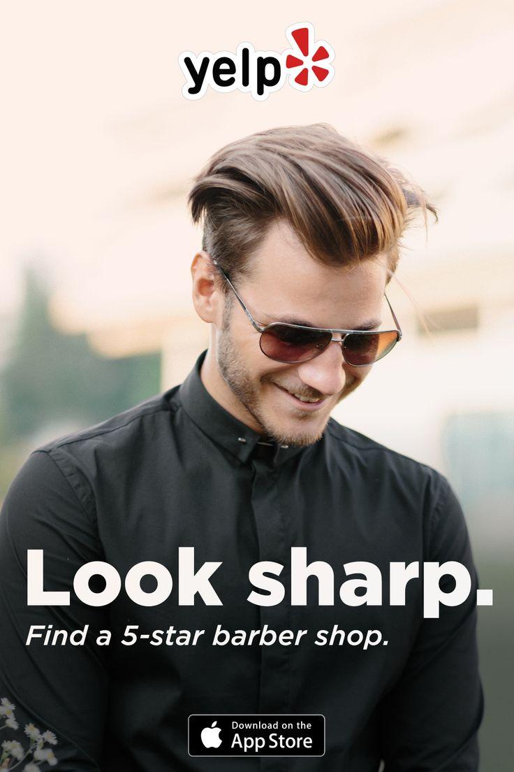11 best Men\'s Hair images on Pinterest   Barbershop, Barber shop and ...