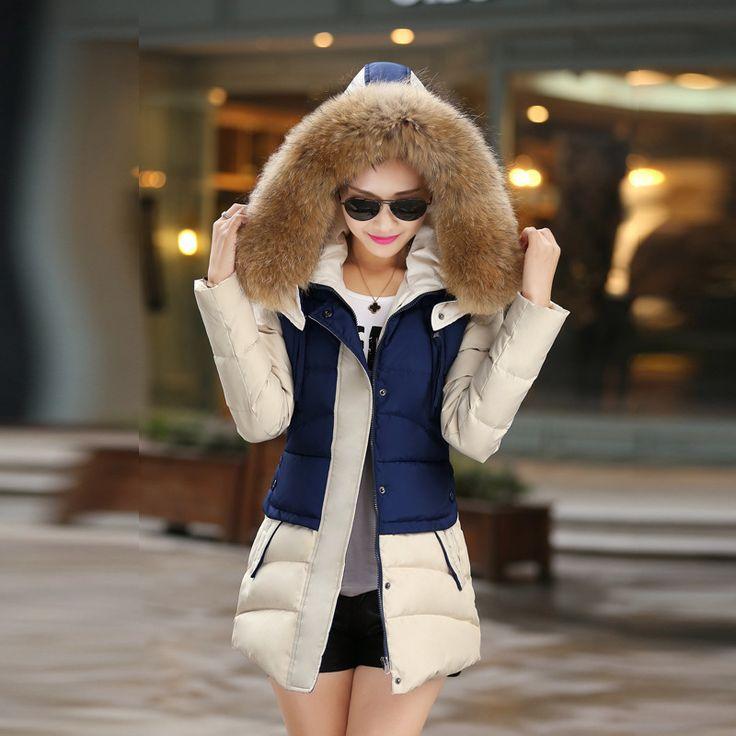 Women Coat Brand Down Parkas Women Winter thick Coats Fur Collar Slim Long Winter Jacket Women Hooded Warm Coat Parka-in Down & Parkas from Women's Clothing & Accessories on Aliexpress.com | Alibaba Group