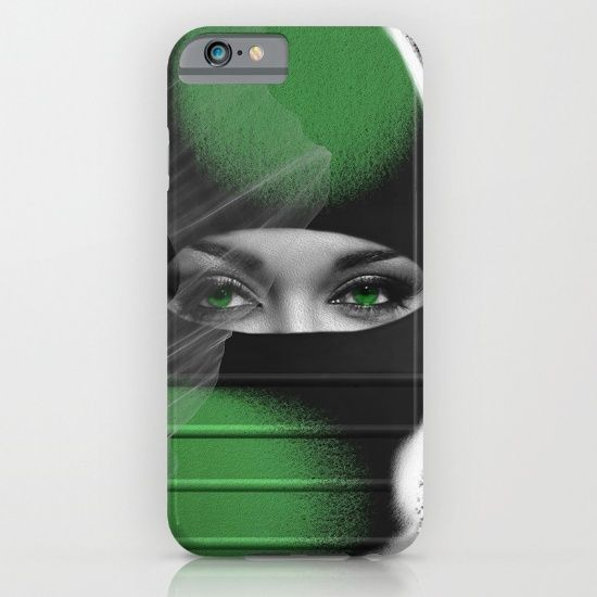 Just+Freedom+iPhone+&+iPod+Case+by+Müge+Başak+-+$35.00