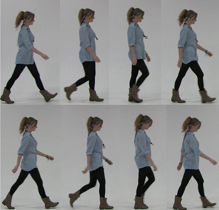 Fletch-Animation: 2D - Walk Cycle. - http://fletch-animation.blogspot.com/