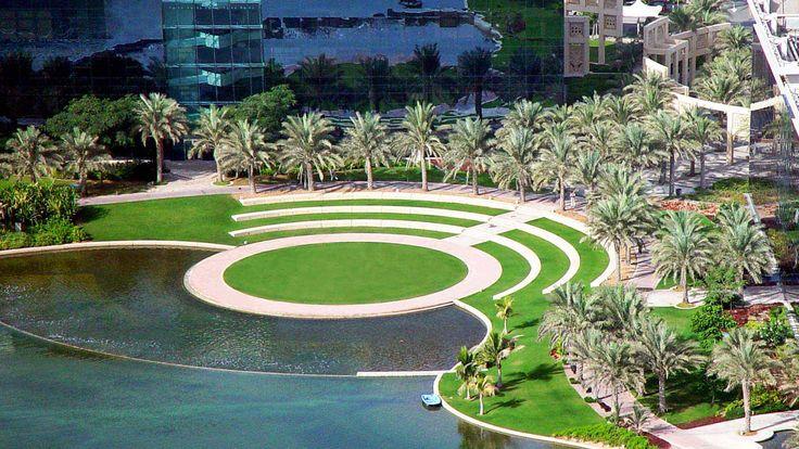 Urban Landscape Design Plans