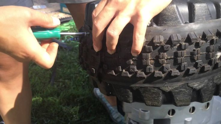 Upgrade power wheel tire: Get better traction! DIY - YouTube